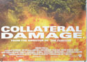 COLLATERAL DAMAGE (Bottom Right) Cinema Quad Movie Poster