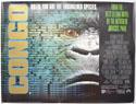 CONGO Cinema Quad Movie Poster