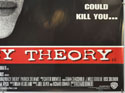 CONSPIRACY THEORY (Bottom Right) Cinema Quad Movie Poster