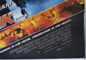 CRANK (Bottom Right) Cinema Quad Movie Poster