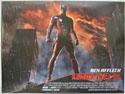 DAREDEVIL Cinema Quad Movie Poster