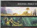 DINOSAUR (Top Left) Cinema Quad Movie Poster