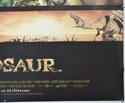 DINOSAUR (Bottom Right) Cinema Quad Movie Poster