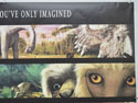 DINOSAUR (Top Right) Cinema Quad Movie Poster