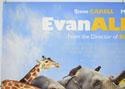 EVAN ALMIGHTY (Top Left) Cinema Quad Movie Poster