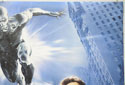FANTASTIC FOUR : RISE OF THE SILVER SURFER (Top Right) Cinema Quad Movie Poster