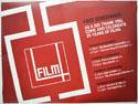 FILM FOUR Cinema Quad Movie Poster