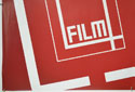 FILM FOUR (Bottom Left) Cinema Quad Movie Poster