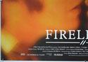 FIRELIGHT (Bottom Left) Cinema Quad Movie Poster
