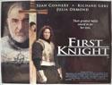First Knight Cinema Quad Movie Poster