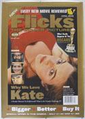 FLICKS APRIL 2000 Cinema A1 Movie Poster