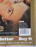 FLICKS APRIL 2000 (Bottom Right) Cinema A1 Movie Poster
