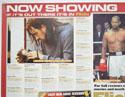FLICKS APRIL 2000 (Top Left) Cinema Quad Movie Poster