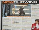 FLICKS AUGUST 1999 (Top Left) Cinema Quad Movie Poster
