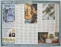 FLICKS AUGUST 2000 Cinema Quad Movie Poster