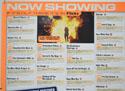 FLICKS DECEMBER 1999 (Top Left) Cinema Quad Movie Poster