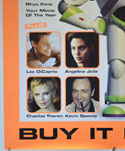 FLICKS FEBRUARY 2000 (Bottom Left) Cinema A1 Movie Poster