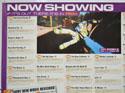 FLICKS FEBRUARY 2000 (Top Left) Cinema Quad Movie Poster