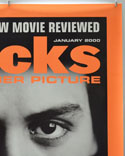 FLICKS JANUARY 2000 (Top Right) Cinema A1 Movie Poster