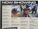FLICKS JANUARY 2000 (Top Left) Cinema Quad Movie Poster