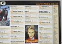 FLICKS JANUARY 2000 (Top Right) Cinema Quad Movie Poster