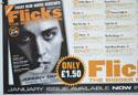 FLICKS JANUARY 2000 (Bottom Left) Cinema Quad Movie Poster