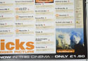 FLICKS JANUARY 2000 (Bottom Right) Cinema Quad Movie Poster