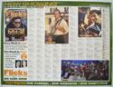 FLICKS JULY 2000 Cinema Quad Movie Poster