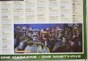 FLICKS JULY 2000 (Bottom Right) Cinema Quad Movie Poster