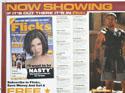 FLICKS JUNE 2000 (Top Left) Cinema Quad Movie Poster