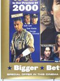 FLICKS MARCH 2000 (Bottom Left) Cinema A1 Movie Poster