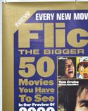 FLICKS MARCH 2000 (Top Left) Cinema A1 Movie Poster