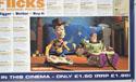 FLICKS MARCH 2000 (Bottom Right) Cinema Quad Movie Poster