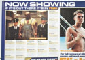 FLICKS MARCH 2000 (Top Left) Cinema Quad Movie Poster
