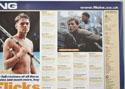FLICKS MARCH 2000 (Top Right) Cinema Quad Movie Poster