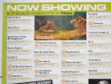 FLICKS NOVEMBER 1999 (Top Left) Cinema Quad Movie Poster