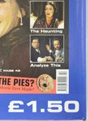 FLICKS OCTOBER 1999 (Bottom Right) Cinema A2 Movie Poster