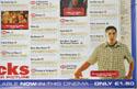 FLICKS OCTOBER 1999 (Bottom Right) Cinema Quad Movie Poster