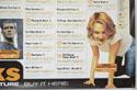 FLICKS SEPTEMBER 1999 (Bottom Right) Cinema Quad Movie Poster