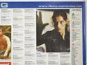FLICKS SEPTEMBER 2000 (Top Right) Cinema Quad Movie Poster