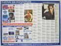 FLICKS SEPTEMBER 2000 Cinema Quad Movie Poster