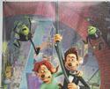 FLUSHED AWAY (Top Left) Cinema Quad Movie Poster