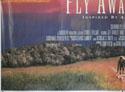 FLY AWAY HOME (Bottom Left) Cinema Quad Movie Poster