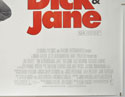 FUN WITH DICK AND JANE (Bottom Right) Cinema Quad Movie Poster