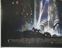 GODZILLA (Bottom Left) Cinema Quad Movie Poster