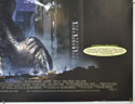 GODZILLA (Bottom Right) Cinema Quad Movie Poster