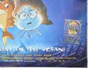 HELP! I'M A FISH (Bottom Right) Cinema Quad Movie Poster