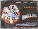 HOLES Cinema Quad Movie Poster