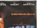 HOLES (Top Right) Cinema Quad Movie Poster