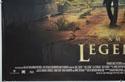 I AM LEGEND (Bottom Left) Cinema Quad Movie Poster